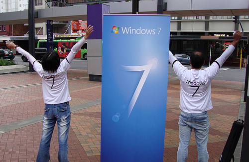 Could Windows 7 Lead Us From Recession?