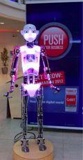 Cebit robot