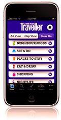 Conde nast app 2